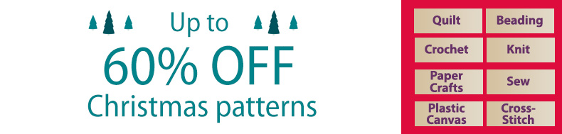 Up to 60% OFF | Christmas patterns