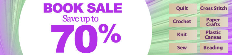 Save up to 70% -- Book Sale