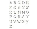 Starry Alphabet