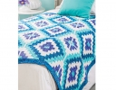 Turquoise Bliss Quilt