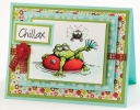 Chillax Card