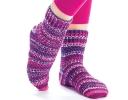 Easy Textured Socks