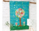 Butterfly Tree Wall Hanging
