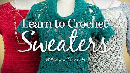Big feet, little feet! Learn how to crochet easy, beginner-level socks ...