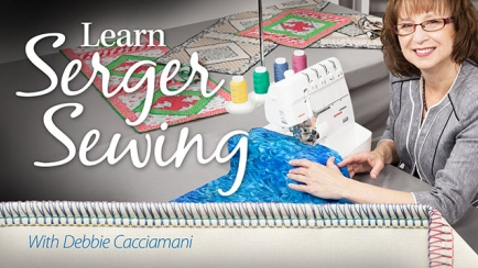 Learn Serger Sewing