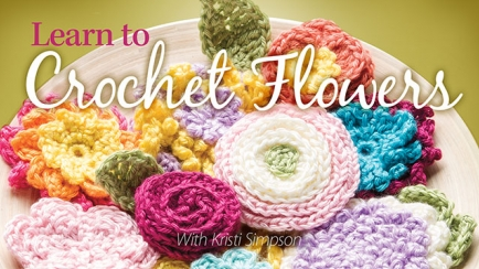Learn to Crochet Flowers
