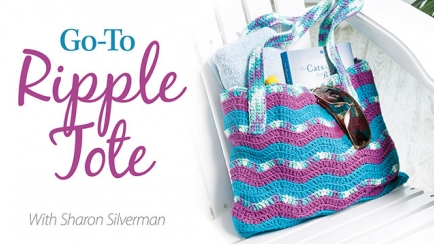 Go-To Ripple Tote