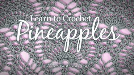 Learn to Crochet Pineapples