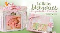 Lullaby Memories Keepsake Box & Album