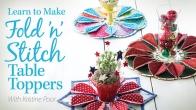 Learn to Make Fold 'n' Stitch