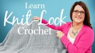 Learn Knit-Look Crochet