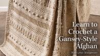 Learn Gansey Afghan