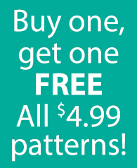 Savings ConFURMed BOGO patterns!