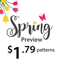 Spring Preview $1.79 Patterns