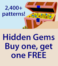 BOGO Hidden Gem Patterns!