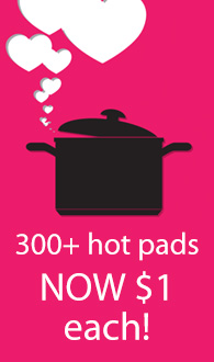 $1 Hot Pads