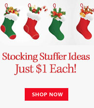 $1 Stocking Stuffers