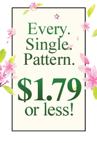$1.79 Spring Sitewide