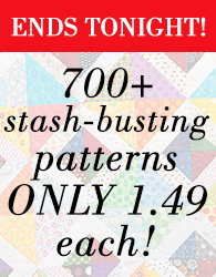 700+ Stash-Busting $1.49 ENDS TONIGHT! scrappy