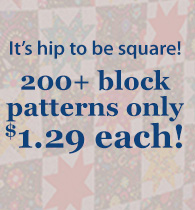 Block Patterns $1.29