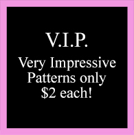 VIP Very Impressive Patterns $2