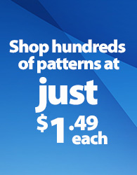 Hundreds of patterns $1.49