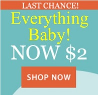 Everything Baby $2 LAST CHANCE!