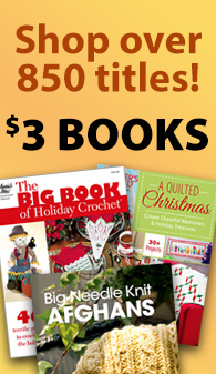 Shop over 850 titles! $3 BOOKS