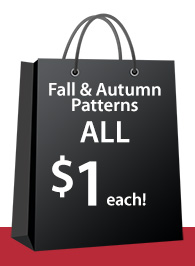 Fall & Autumn Patterns ALL $1 each!
