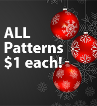 ALL Patterns $1 each!
