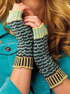 Zig Your Zag Mitts