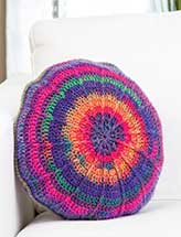 Going in Circles Pillow
