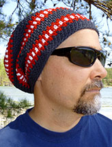 Cubed Hat -- Relaxed Beanie and Super Slouchy