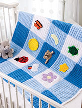 Playtime Baby Blanket