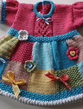 Patchwork Judy Baby Dress