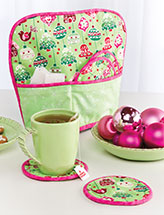 Tea Cozy & Mug Rugs