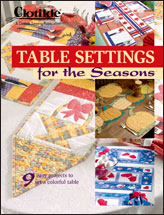 Table Settings for the Seasons