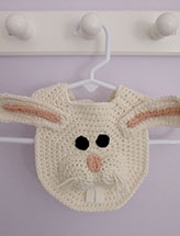 Adorable Bunny Drool Bib