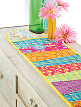 Summer Days Table Runner