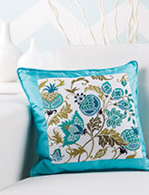 Winter Tapestry Pillow