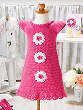 Touch of Lace Baby Dress
