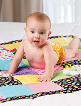 Fun-to-Touch Play Mat