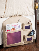 Bedside Saddlebag
