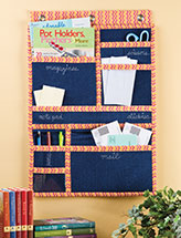 Office Wall Organizer
