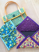 3 Envelope Tablet Totes