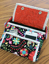 Multi-Pocket Tablet Tote