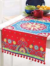 Pinata Panel Table Runner