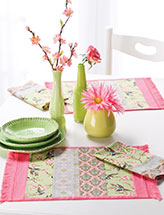 Springtime Table Set