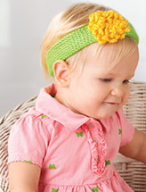 Chrysanthemum Headband