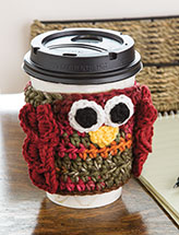 Owl Cup Cover